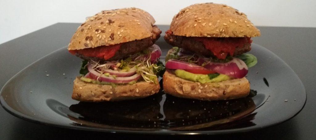 sFIT burgery