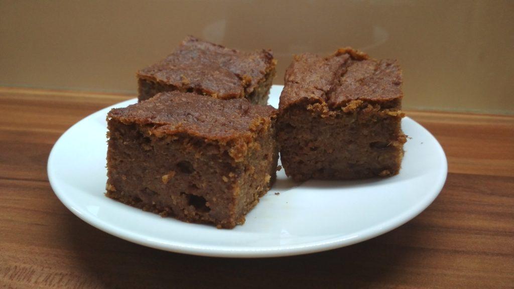 sFIT ciasto marchewkowe