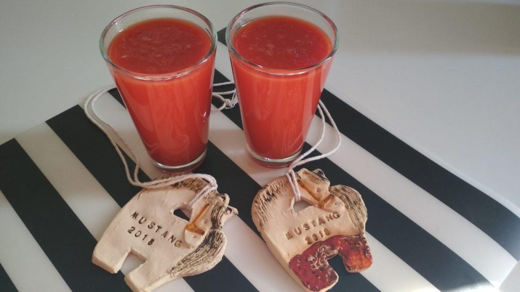 Regeneracyjny soceczk pomidorowy