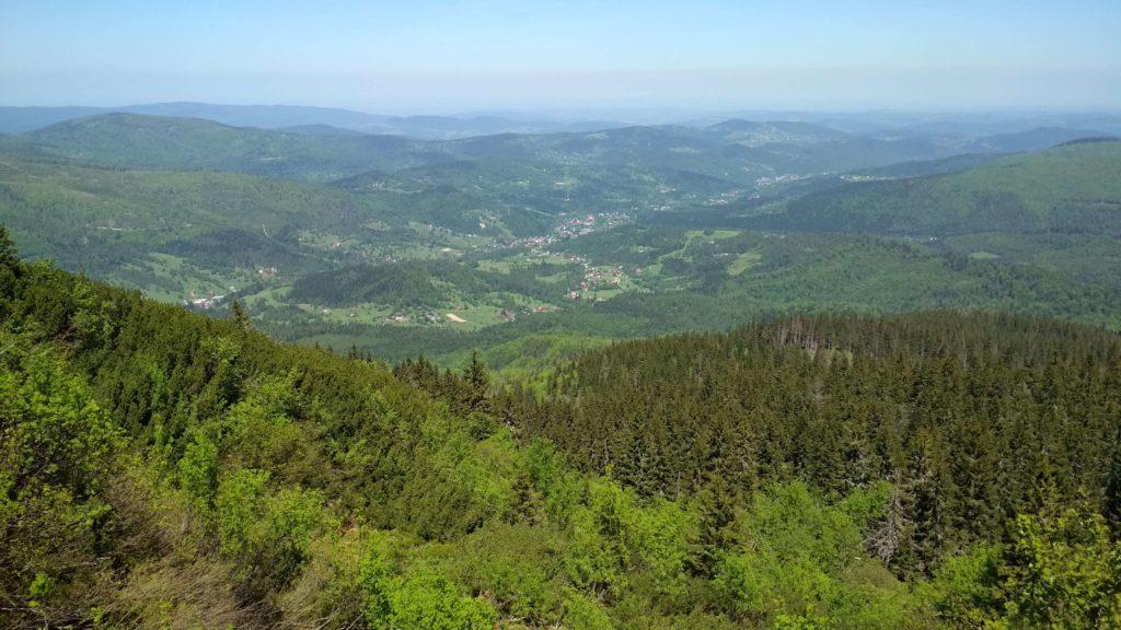 Widoczki - Babia Góra