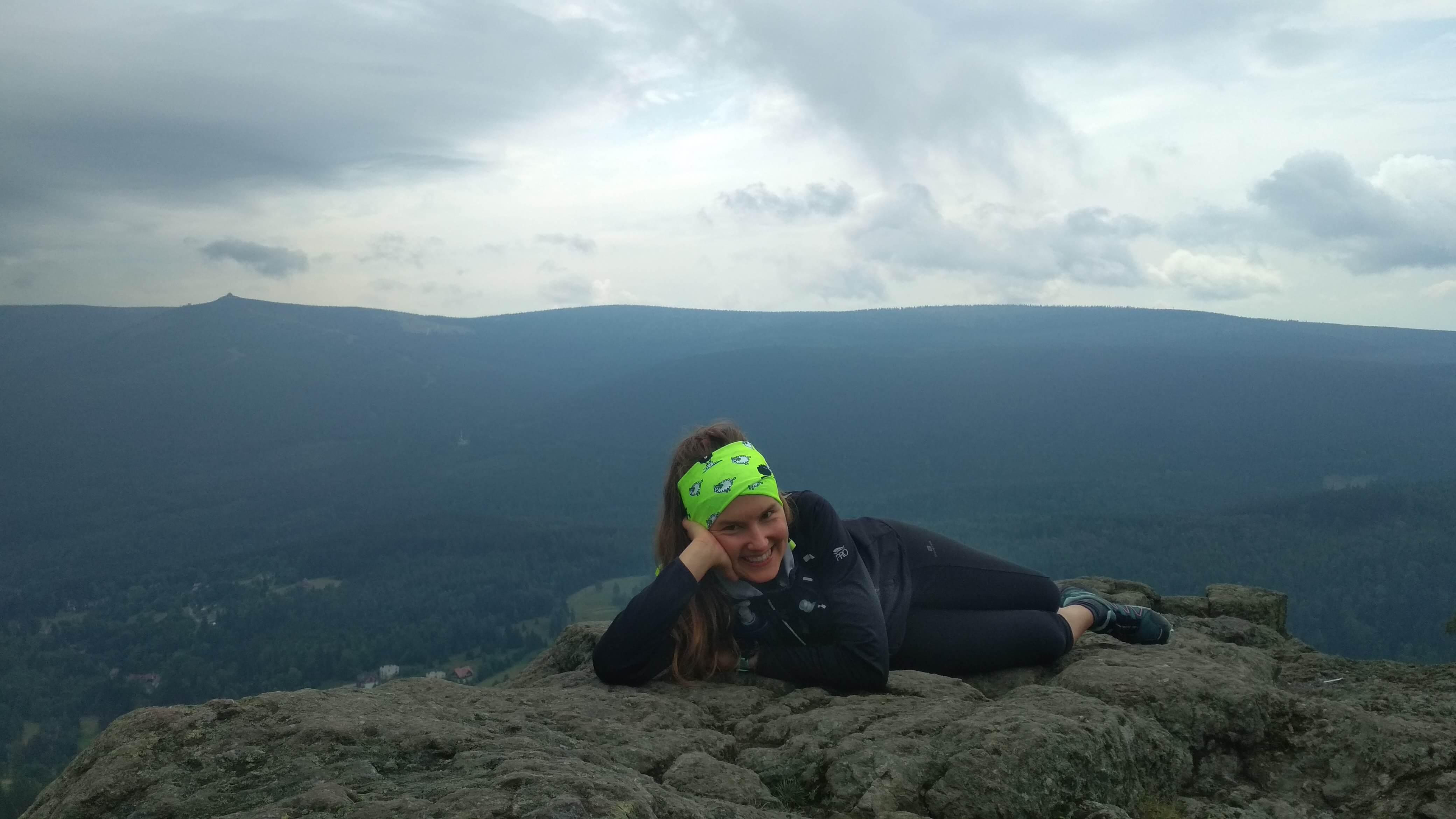 Odpoczynek na Wysokim Kamieniu