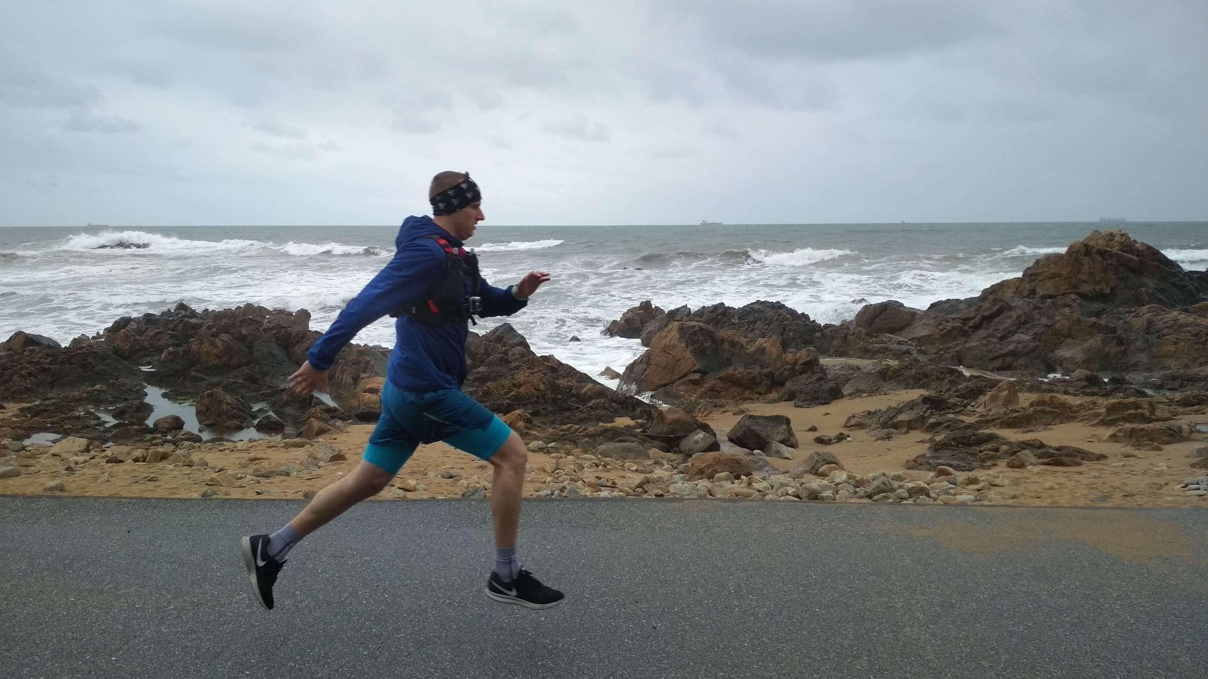 Biegacz W. biegowa połówka