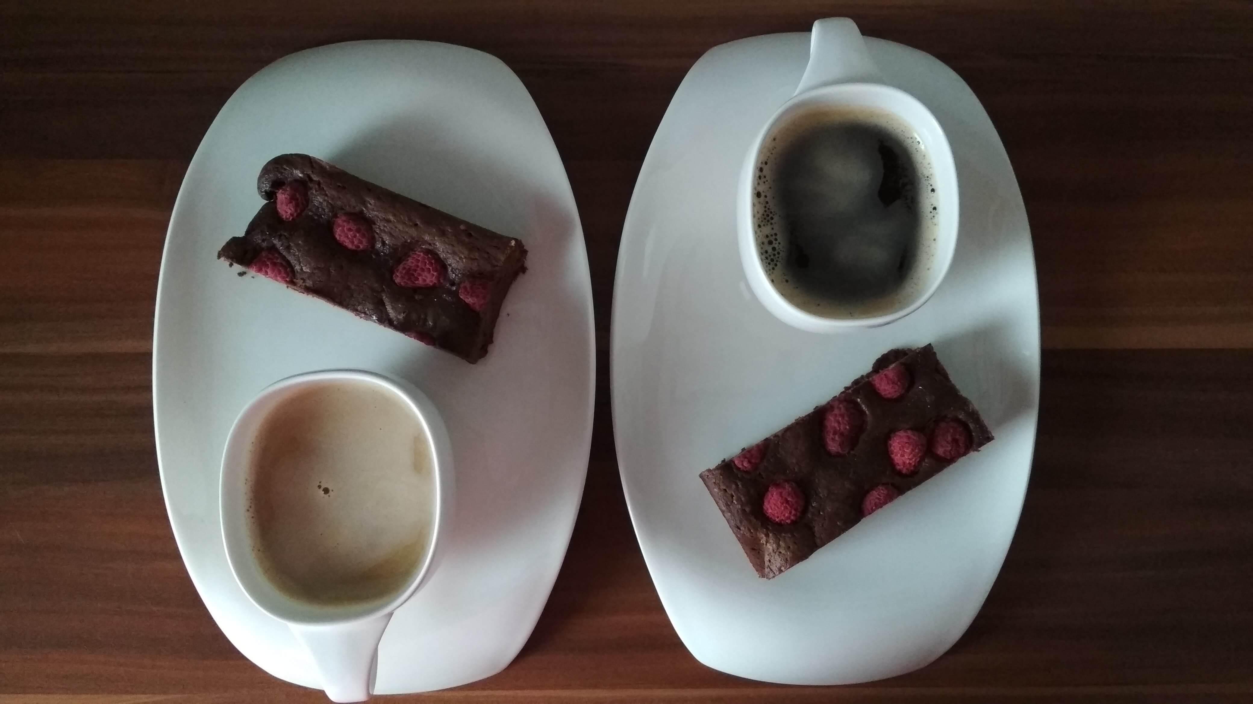Czas razem przy pysznej kawie i brownie!