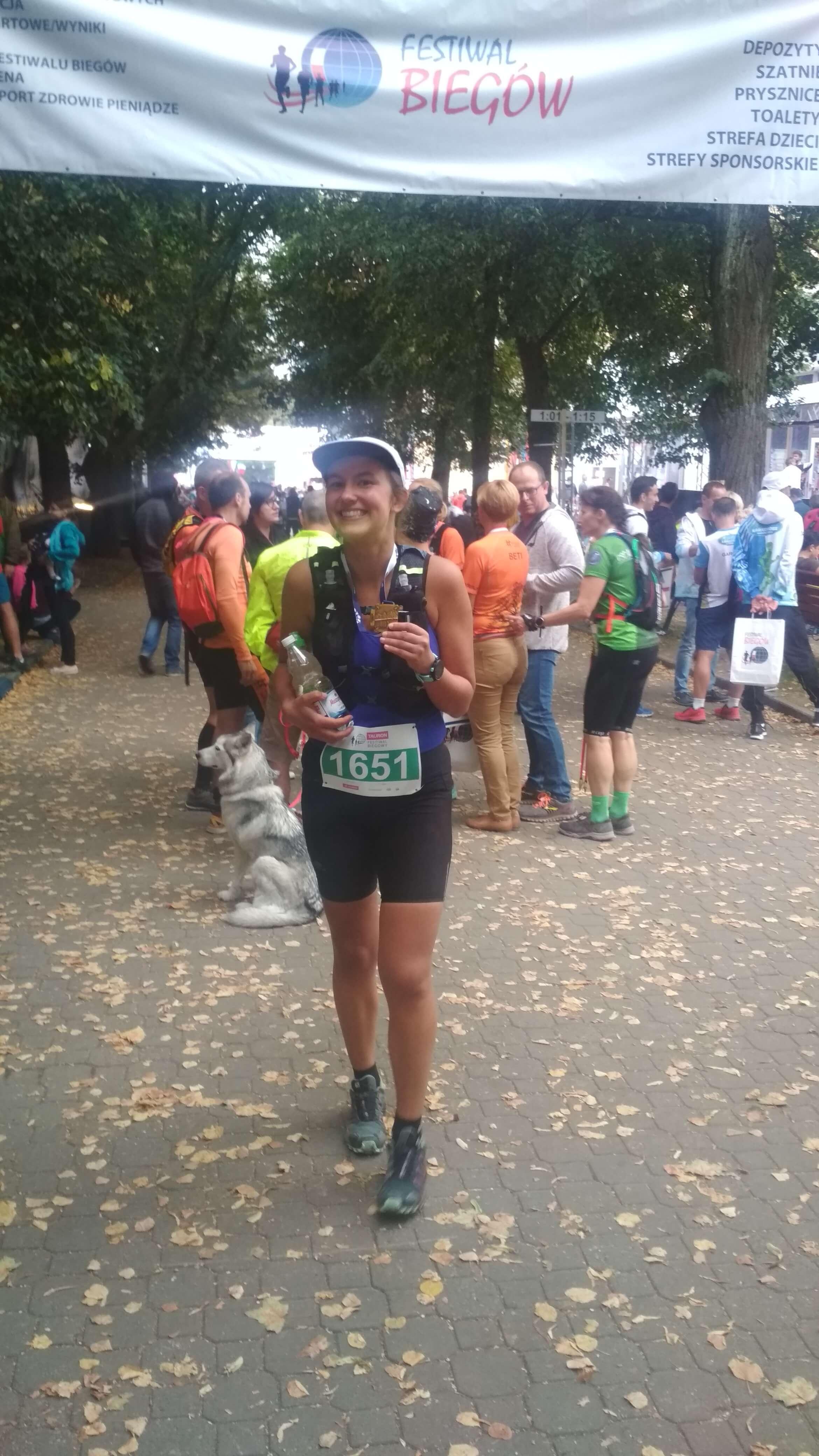 Bieg 7 Dolin 34km 2018