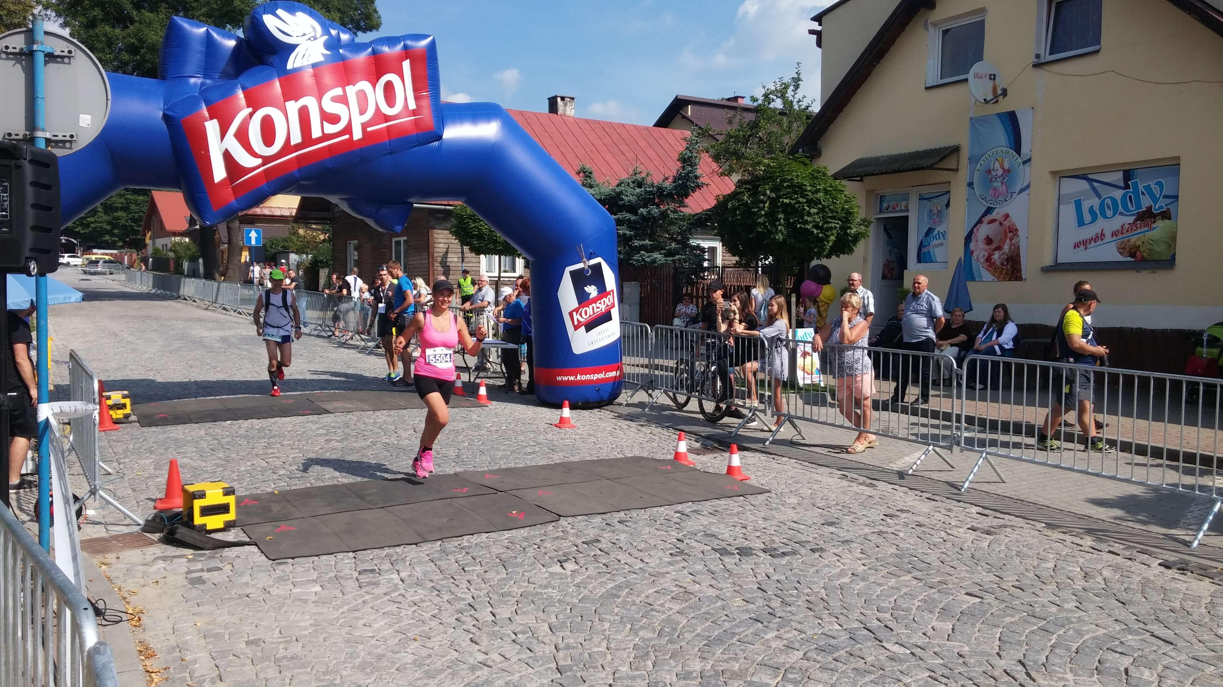 Udało się! Konspol Półmaraton 2017