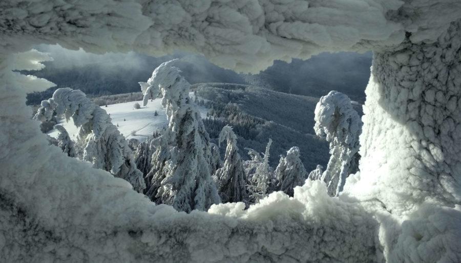 Mogielica z Jurkowa – zimowe oblicze królowej Beskidu Wyspowego