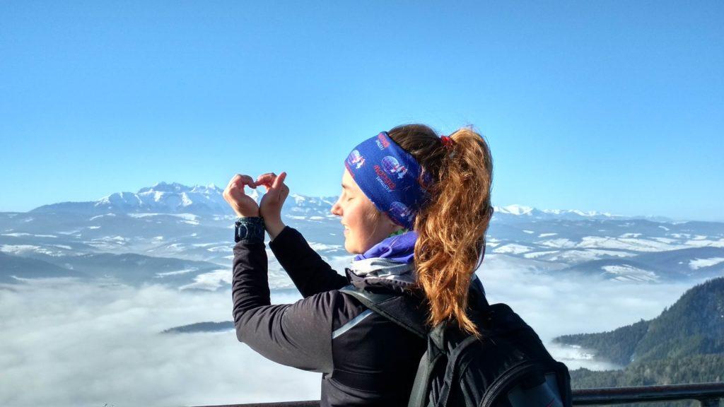 Bo w górach jest wszystko to co kocham
