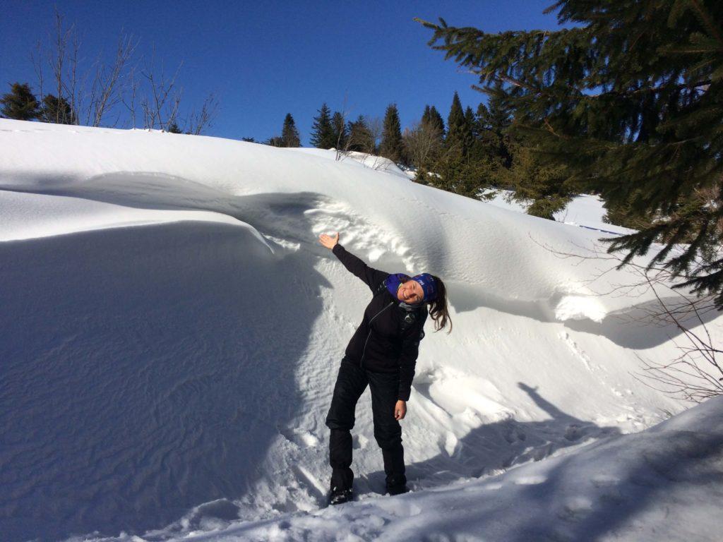 Tyle śniegu!