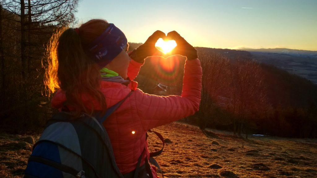 W górach jest wszystko to, co kocham