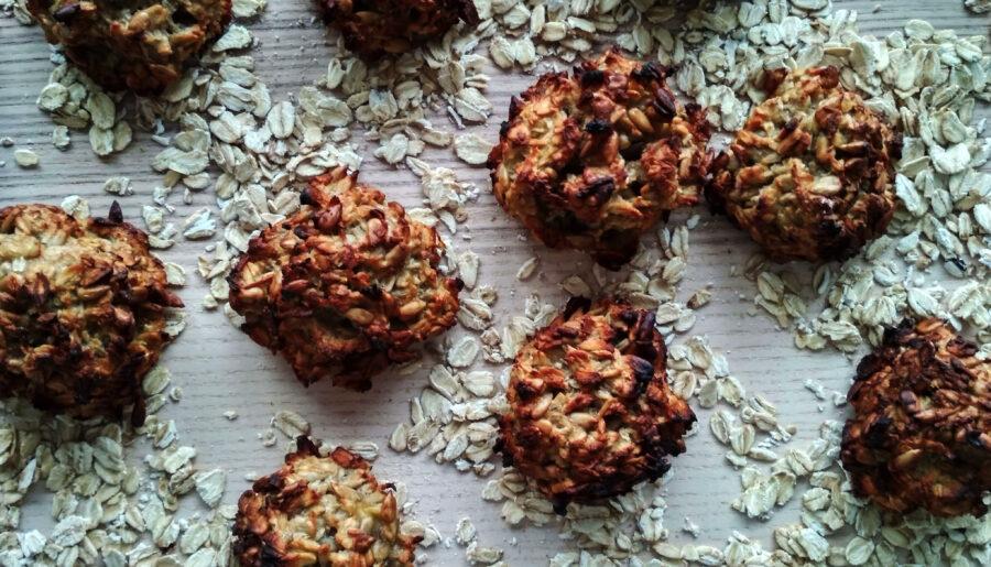 sFIT ciasteczka owsiane – najprostsze i najsmaczniejsze