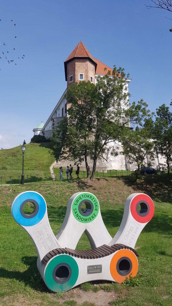 Green Velo w Sandomierzu