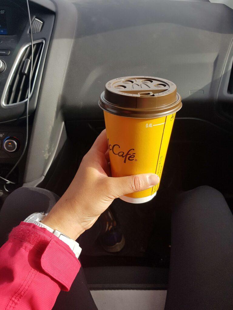 Bez kawy ani rusz :)